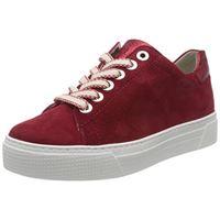 Semler alexa, scarpe da ginnastica basse donna, rosso (fire 066), 37. 5 eu