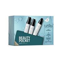 Euphidra euphidra beauty pocket hydra con latte detergente + tonico + crema viso + pochette - bellezza & cosmetica
