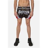 BOXEUR DES RUES - pantaloncino da kick e thai boxe con tricolore italia, uomo