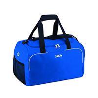 Jako classico - borsa sportiva in bambù, blu reale (blu) - 68064