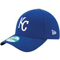 New Era the league kansas city royals gm - cappello da uomo, colore blu, taglia osfa