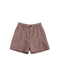 CHLOÉ shorts in misto lana check