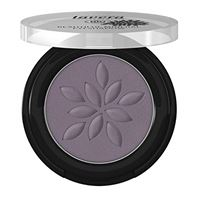 Lavera beautiful mineral eyeshadow matt n violet 33, confezione da 3 (3 x 1 pezzi)