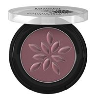 Lavera beautiful mineral eyeshadow borgogna glam 38, confezione da 3 (3 x 1 pezzi)
