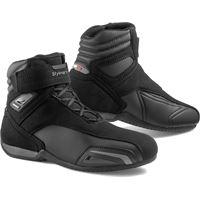 Stylmartin scarpe moto Stylmartin vector wp nero antracite