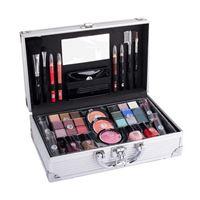 2K fabulous beauty train case confezione regalo paletta make-up completa