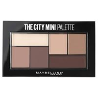 Maybelline the city mini palette matte about town n. 480