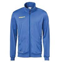 uhlsport score track, giacca bambini, azzurro/giallo lime, 152