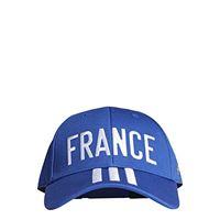 adidas cf bb fra, cappellino unisex - adulto, team royal blue/white/gold met, osfw