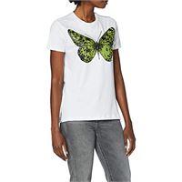 invicta t-shirt sharon, bianco (bianco 1), x-large (taglia unica: xl) donna