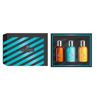 Molton Brown coffret woody and citrusy collection small edition (3 x 100ml)