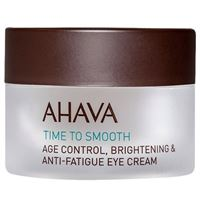 Ahava time to smooth age control, brightening & anti-fatigue eye cream 15ml