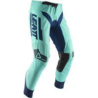 Leatt pantaloni cross Leatt gpx 4.5 verde aqua