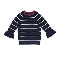 Polo Ralph Lauren Kids pullover a righe in cotone