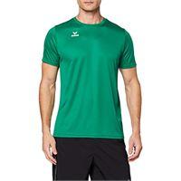 Erima 208652, maglietta uomo, verde (émeraude), s