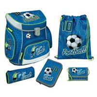 Scooli undercover Scooli campus fit pro school satchel set set calcio campus fit pro