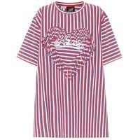 LOEWE paula's ibiza - t-shirt a righe in cotone