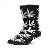 Huf calze Huf plantlife socks black