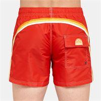 SUNDEK - pantaloncino mare corto vita elasticata