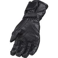 LS2 guanto moto LS2 onyx man gloves black leather