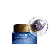 Clarins multi-active crema notte confort 50 ml