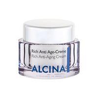 ALCINA rich anti-aging cream crema antietà per pelli secche 50 ml donna