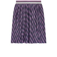 Molo striped skirt with lurex