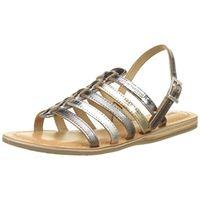 Les Tropéziennes par M. Belarbi havapo, sandali gladiatore donna, argento (argent multi), 37 eu