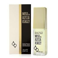 ALYSSA ASHLEY musk by alyssa ashley eau de parfum 50 ml vapo