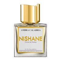 Nishane ambra calabria extrait de parfum: formato - 50ml