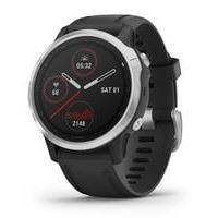 Garmin fenix 6s smartwatch nero/argento 1,2 gps satellitare