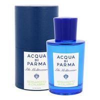 Acqua di Parma blu mediterraneo bergamotto di calabria eau de toilette 75 ml unisex
