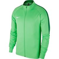 NIKE giacca tuta academy 18 verde fluo [261671]