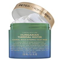 Peter Thomas Roth hungarian thermal water mineral-rich atomic heat mask maschera 150ml