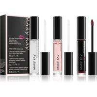 Mary Kay ultra stay lip lacquer kit palette di trucchi per le labbra colore plum