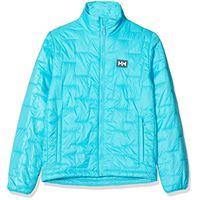 Helly-Hansen helly hansen jr lifaloft ins jacket - giacca unisex per bambini, unisex - bambini, giacca, 41683, blu (511 scuba blue), 176/16
