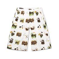 FLAGSTUFF - pantaloni capri