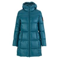 SAVE THE DUCK giacca piumino donna SAVE THE DUCK lucky | azzurro