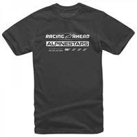 Alpinestars - t-shirt Alpinestars world tour nero