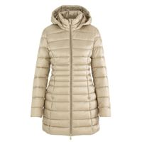 SAVE THE DUCK giacca piumino donna SAVE THE DUCK irisy | beige