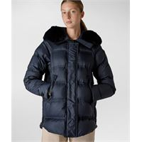 Peuterey fashion and functional superlight down jacket - blu