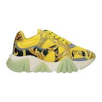 Versace sneakers Versace donna giallo 36