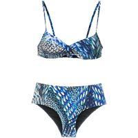 Lygia & Nanny veronica bikini set - blu