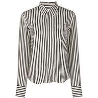AMI Paris camicia a righe - bianco