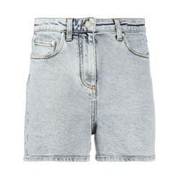 MSGM shorts denim - blu