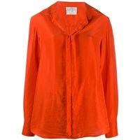 Forte Forte camicia - rosso