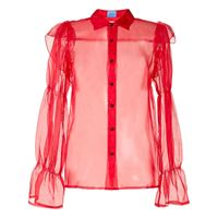 Macgraw blusa souffle - rosso