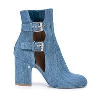 Laurence Dacade stivali con fibbia - di colore blu