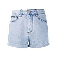 Philipp Plein shorts denim - blu