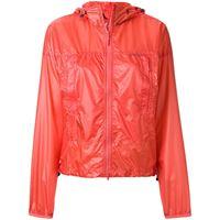 Canada Goose giacca con cappuccio - rosso